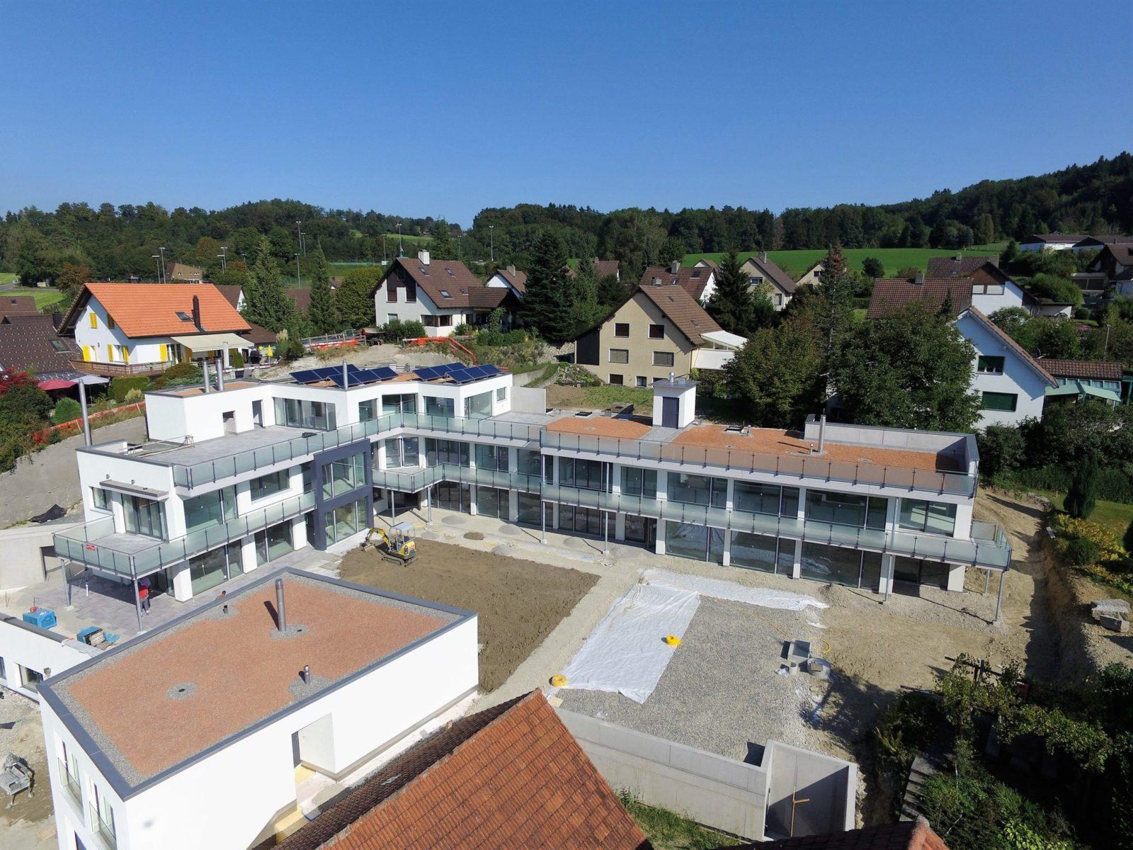 Gebag Generalbau AG Referenzen Schweiz
